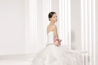 Sei una sposa indecisa? O forse ritardataria? Ecco 15 abiti da sposa che non puoi farti scappare!