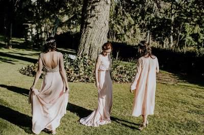 3 estilismos en rosa: el color que necesitas para ser la invitada perfecta