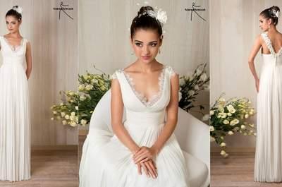Suknie ślubne od projektantów Fulara&Żywczyk 2014