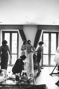 Créateurs de robes de mariée à Paris