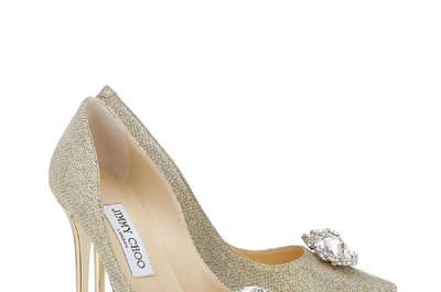 Zapatos para novias 2016: Llega al altar elegante y con estilo
