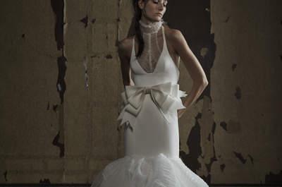 Свадебные платья Vera Wang 2016: смелость и изысканность