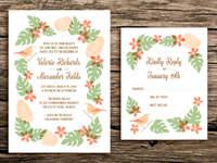 30 tipos de convites para casamentos em 2016