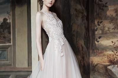 Vous êtes grande ? Voici 30 robes de mariée fabuleuses pour 2016 qui vous mettront en valeur !