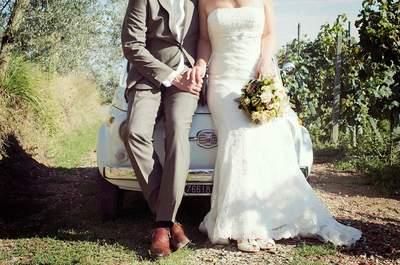 """""""Due mani che si cercano sono l'essenza di tutto il domani"""": la dimostrazione in queste foto di matrimonio"""