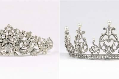 Soyez la princesse du jour avec ces magnifiques tiares !