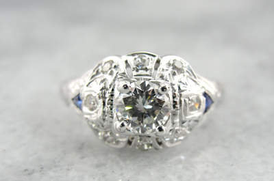 30 anéis de noivado vintage insuperáveis: joias deslumbrantes e atemporais!