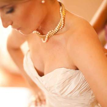 Joyas para novia con perlas. ¡Fuera los malos augurios!