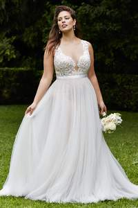 Wedding Dresses for Plus-Size Brides in 2016