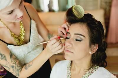 Profissionais dão 10 dicas incríveis para uma maquiagem de noiva impecável