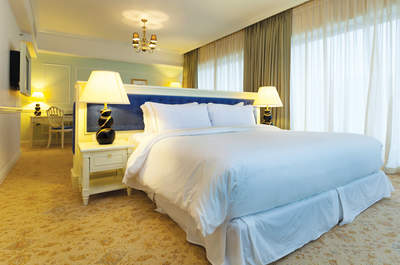 The Kingsbury Hotel: la scelta perfetta per la vostra luna di miele
