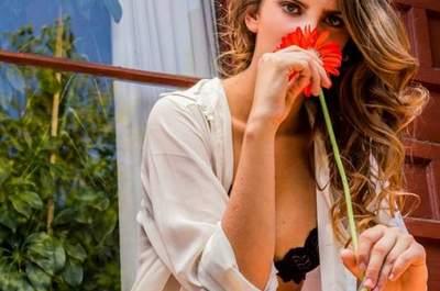 Últimas tendencias en lencería para novia 2016. ¡Saca tu lado más sensual!
