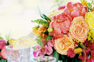 Los 25 centros de mesa más románticos para decorar tu boda en 2016