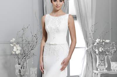Agnes 2015: najnowsza kolekcja sukien ślubnych – Crystal Collection!