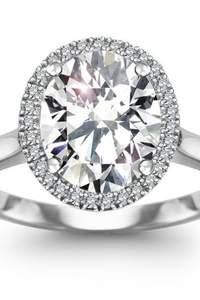 Najpiękniejszy pierścionek zaręczynowy