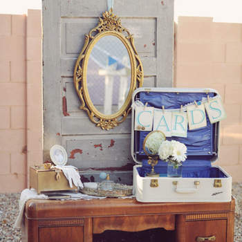 As melhores ideias para uma linda decoração de casamento vintage 2017