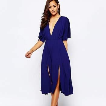 Robes de soirée bleues et courtes pour 2017 : une couleur canon !