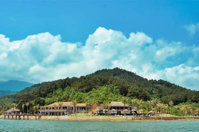 Vedanā Lagoon Resort & Spa : un paradis sur Terre