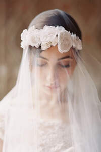 bruidssluiers voor bruid 2016!