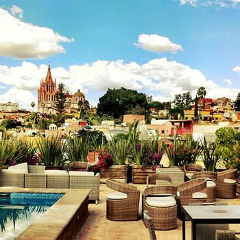 Los 20 mejores lugares para boda en San Miguel de Allende: Un pueblo mágico a tus pies