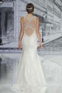 Suknie ślubne z dekoltem na plecach 2017