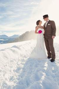 Die schönsten Hochzeiten bei Zankyou in 2014: Sehen Sie, wie diese Brautpaare Hochzeit feierten!