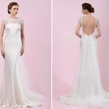 Gli abiti da sposa più belli della New York Bridal Week 2016!
