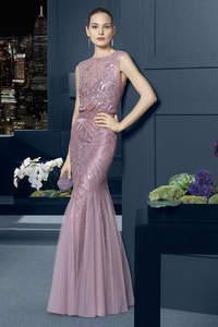 Vestidos largos de invitada 2015: glamour para la noche