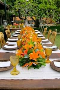 Cor e estilo para suas mesas