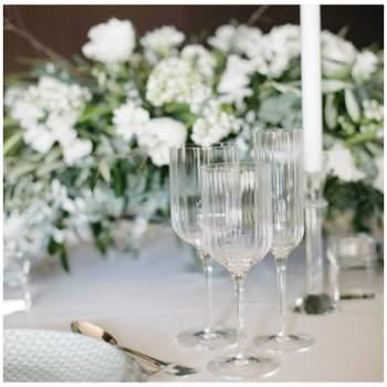 Un mariage chic en hiver : Une inspiration glacée pour un joli jour glamour