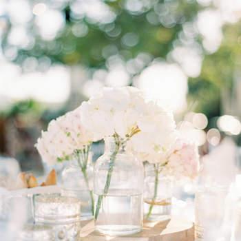 Centros de mesa 2017: ¡las mejores tendencias para decorar el banquete de tu matrimonio!