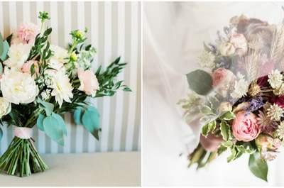 Bukiety ślubne 2017! Inspiracja na Twój ślub z najpiękniejszych kwiatów!