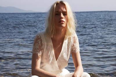 Robes de mariée Elise Hameau 2016 : pour un look 100% bohème