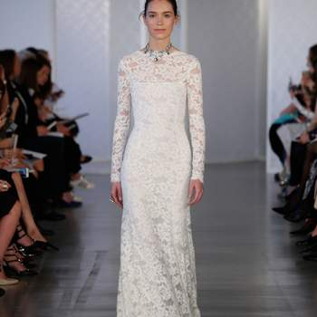 60 Stunning Long Sleeve Wedding Dresses for 2017