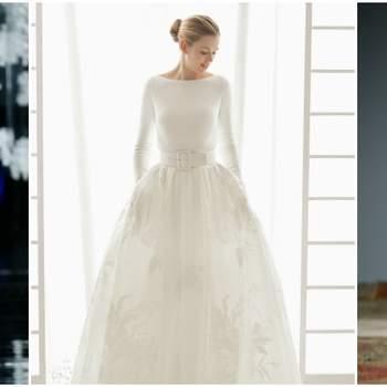 40 Brautkleider für schlanke Frauen 2016: Hier gibt's passende Modelle für Ihre Figur!