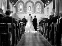 Le cortège d'honneur de votre mariage