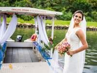 Casamento no campo no RJ