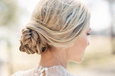 65 deslumbrantes penteados de noiva