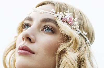 Besondere Accessoires für die Brautfrisur 2016: So wird Ihr Brautlook schlichtweg ein Traum!