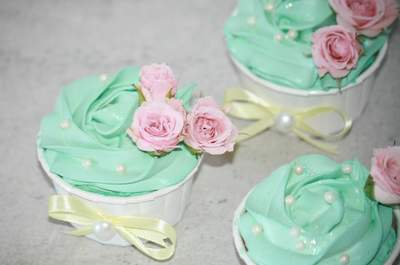 Bolo de Noiva e Mesa de Doces: Sugestões deliciosas para o seu Casamento!