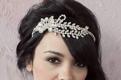 Диадемы для невест 2015: красивые невесты - красивые образы