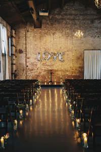Decoración de boda estilo industrial 2017