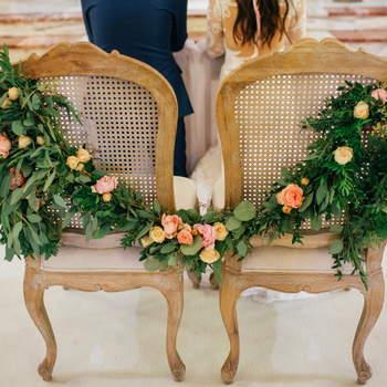 Pomysły na dekorację ślubną 2017! Wybierz coś dla siebie.