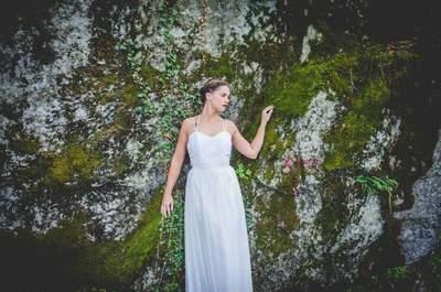 Vous avez une petite poitrine ? Voici 50 robes de mariée qui mettront en valeur votre silhouette en 2016