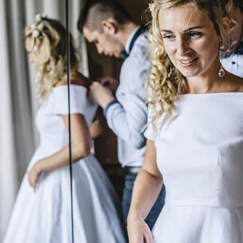 Increíbles peinados de novia con pelo rizado 2016 ¡Son magníficos!