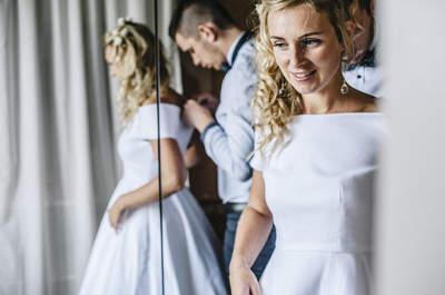 Acconciature da sposa con capelli ricci 2016: qual è la tua preferita?