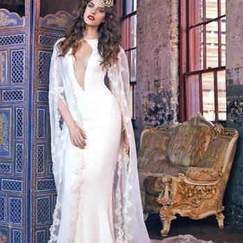 Galia Lahav Spring 2016 Bridal Collection: Les Reves Bohemiens