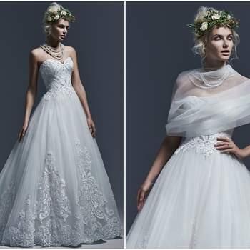 Die besten Entwürfe von Sottero und Midgley: Brautkleider, von denen Sie träumen werden