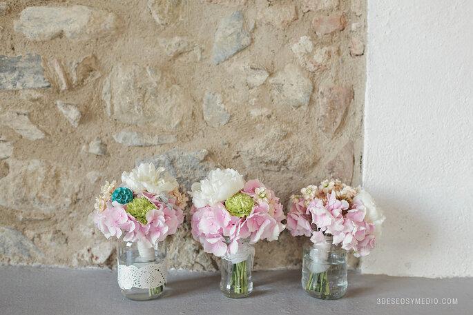 elegir las flores de tu boda