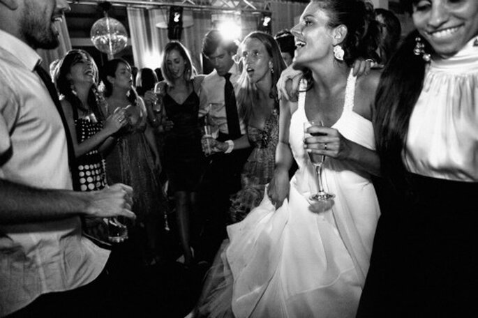 Scénario catastrophe le jour du mariage... - Photo : Nuno Palha